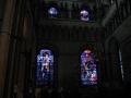 Kanterberijas katedrāles vitrāžas