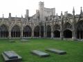 Kanterberijas katedrāles pagalms