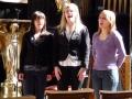 Paldies Laumai, Anetai un Lienei par jaukajām dziesmām!