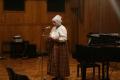 Londonas latviešu kora diriģente un svētku sarīkojuma vadītāja Lilija Zobens