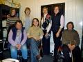 Draudzes valdes sēdes dalībnieki š.g. 19. janvārī
