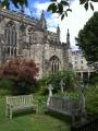 Klusais katedrāles pagalms