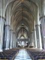 Katedrāles iekšpusē