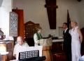 Kārlis Klucis, māc. Elīza Zikmane ar Anitu Audriņu un Gati Kalnu  - Kristības sakraments
