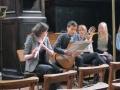 Flauta Ilze Ikše, ģitāra Chris Bundhun
