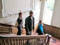Pēcpusdienā apmeklējām Mompessonas māju
