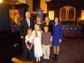 Kristas Aleksandrovas ģimene