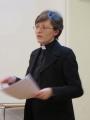 Draudzes mācītāja Elīza Zikmane