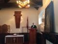 Dievkalpojumu vada prāvests Dr. Andris Abakuks