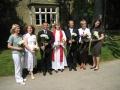 2008. gada maijā Rofantā notika kristības un un jauno draudzes locekļu iesvētīšana draudzes saimē.