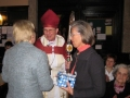 2009. gada 18. janvārī Londonā viesojās arch. Elmārs Ernsts Rozītis.