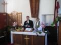 27. septembrī Rofantā notika Pļaujas svētku dievkalpojums.