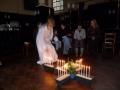 21. novembrī notika svētbrīdis Mirušo piemiņas dienas priekšvakarā, kur pieminējām tos, kas jau aizsaukti mūžībā.
