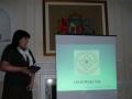 Inguna Mieze stāsta par LELB misiju un draudzi Īrijā