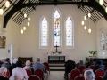 Vācu protestantu baznīcā Bradfordā