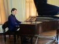 Draudžu dienu noslēdz ar pianista Reiņa Zariņa koncertu